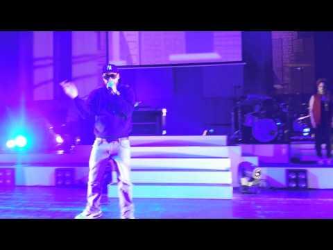 Sido - Bergab Live Trier Europahalle (13.03.14)