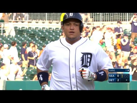 Miggy smashes a monster home run