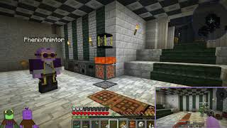 Minecraft Froggy and Phenix E10 Thermal Expansion and Noodle Saga End
