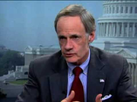 Senator Carper Comments on American Recovery and Reinvestment Act