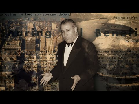 Beyond Sea & Sky, The Life and Story of Emile Bustani | Documentary | Full Movie