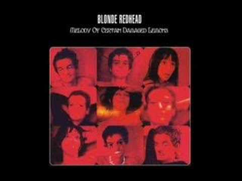 blonde redhead for the