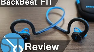 Review Plantronics Backbeat Fit