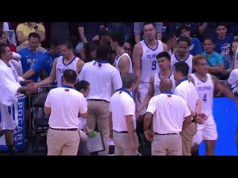 THE 2019 SEA GAMES MEN'S BASKETBALL COMPETITION - VIETNAM VS PHILIPPINES