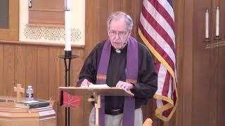 March 22, 2020 St Paul Lutheran Sermon