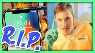 RIP iPhone X & YouTube Trends | malternativ