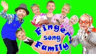 Finger Family Song Daddy Finger Nursery Rhymes and Kids Songs for Children and Babies