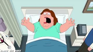 Peter's new style Family Guy