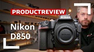 Nikon D850 | Unboxing & Review | CameraNU.nl