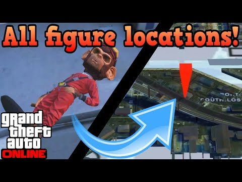 All Action Figure Locations! - GTA Online Guides