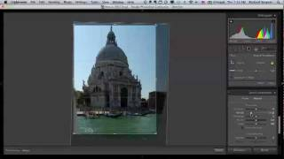 Correcting Distortion in Lightroom - AWAI Photo Expedition in Venice