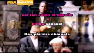 Poetic Lover - Prenons Notre Temps (Karaoké by MGA Animation)