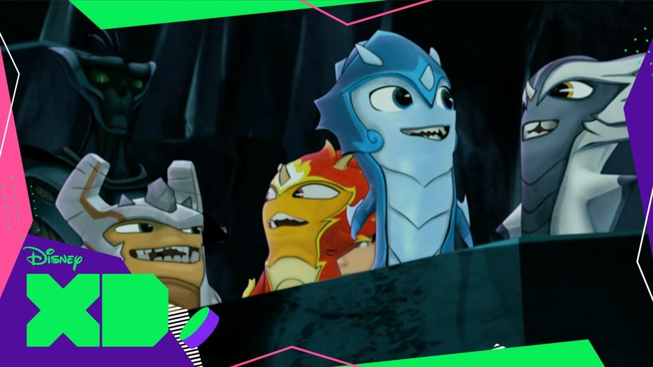 Bajoterra: ¡Megamorfs, Guardianas y Elementales!