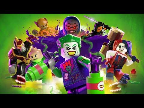 LEGO DC Super Villains Novo Recruta  