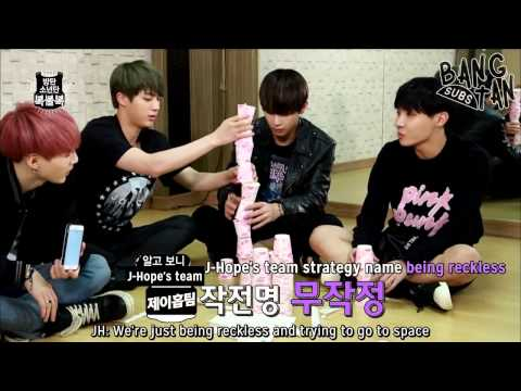 [ENG] 150608 [BTS in NAVER STAR CAST] BTS' Lucky Draw