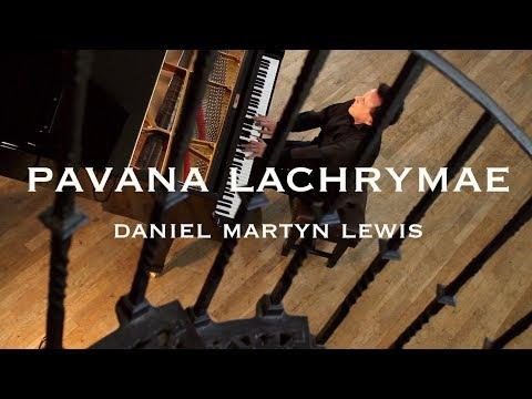 DOWLAND/BYRD   Pavana  Lachrymae   Daniel Martyn Lewis, piano