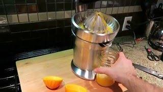 Breville Citrus Press The Best Citrus Juicer you can buy!