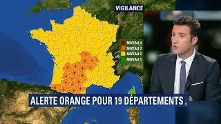 Marc Hay: l'orage du parc Monceau était