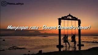 Devano Danendra - Menyimpan Rasa (Cover by Belinda Permata)