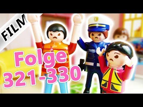 Playmobil Filme Familie Vogel: Folge 321-330 | Kinderserie | Videosammlung Compilation Deutsch