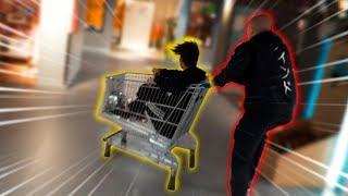FIZEMOS BOSTA NO SHOPPING ( IKEA )