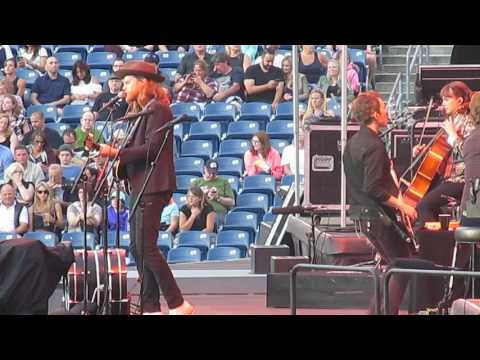 The Lumineers   Angela  Gillette Stadium, Bost MA, June 25,  2017
