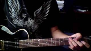 Yngwie Malmsteen Now your ships are burned Guitar Cover