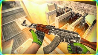 UNBELIEVABLE TRICKS in CS:GO