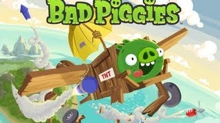 Bad Piggies Gameplay (PC/HD)