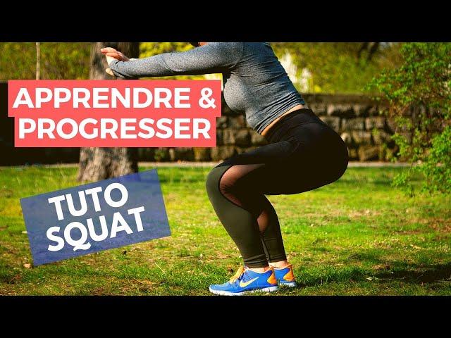 Comment Faire Un Squat  PARFAIT ? (2019)