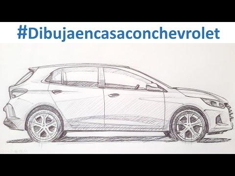 cómo-dibujar-el-lateral-de-un-auto/coche/carro-fácilmente.