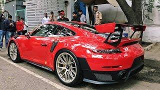 The Newest Addition to Bren Garage, the 991 Porsche GT 2 RS Weissac...