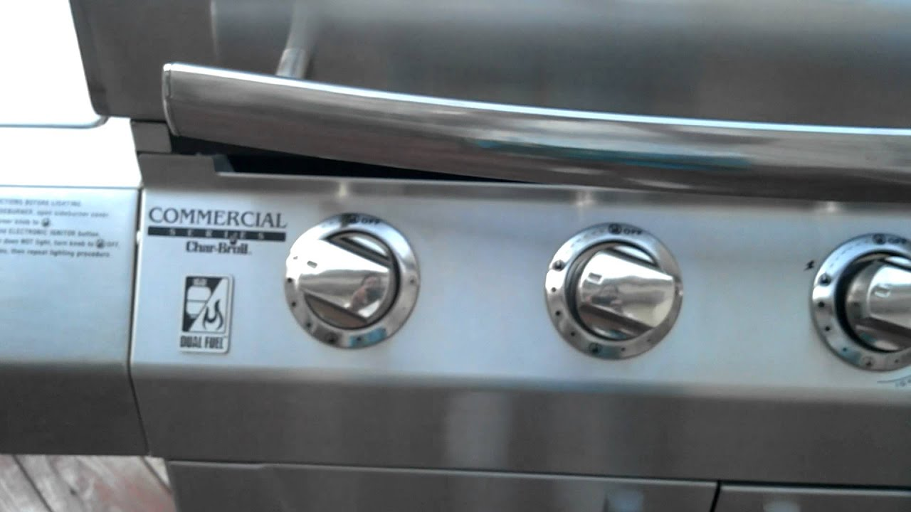 Char broil commercial series gas grill - Char Broil Commercial Series Gas Grill 7