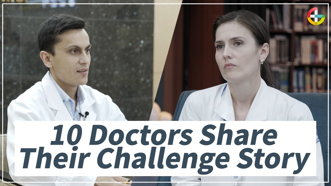 [Medilog] 10 Doctors Share Their Challenge Story