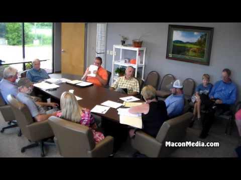 Macon Co Airport Authority -- June 2015