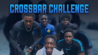 CROSSBAR CHALLENGE WITH THE BOYS!!!