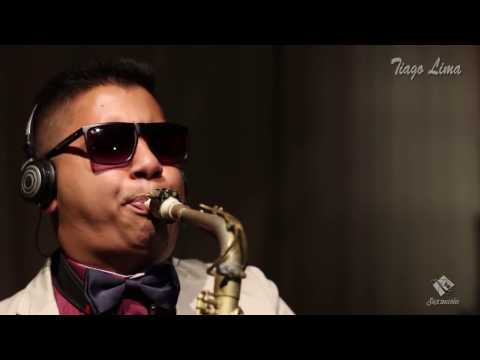 Thinking Out Loud - Tiago Sax cover