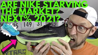 Nike Vaporfly Next% 2021 | Are Nike Starving The Market? | Alphafly Next% Release Sold Out | eddbud