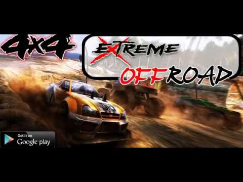 Offroad car driving : 4x4 driving game