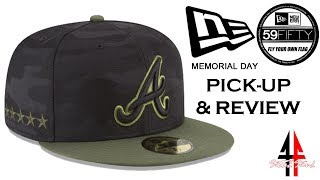 NEW ERA 2018 MEMORIAL DAY 59FIFTY PICK-UP & REVIEW !!! FIRST LOOK !!! FITTED FIEND EP. 21