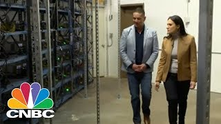 Behind The Scenes Of Bitcoin Mining | CNBC