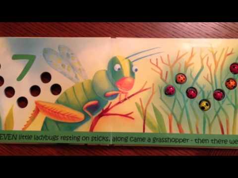 #read365  Ten Little Ladybugs