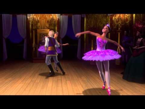 Barbie r ve de danseuse etoile pas de trois du cygne noir hd youtube - Barbi danseuse etoile ...