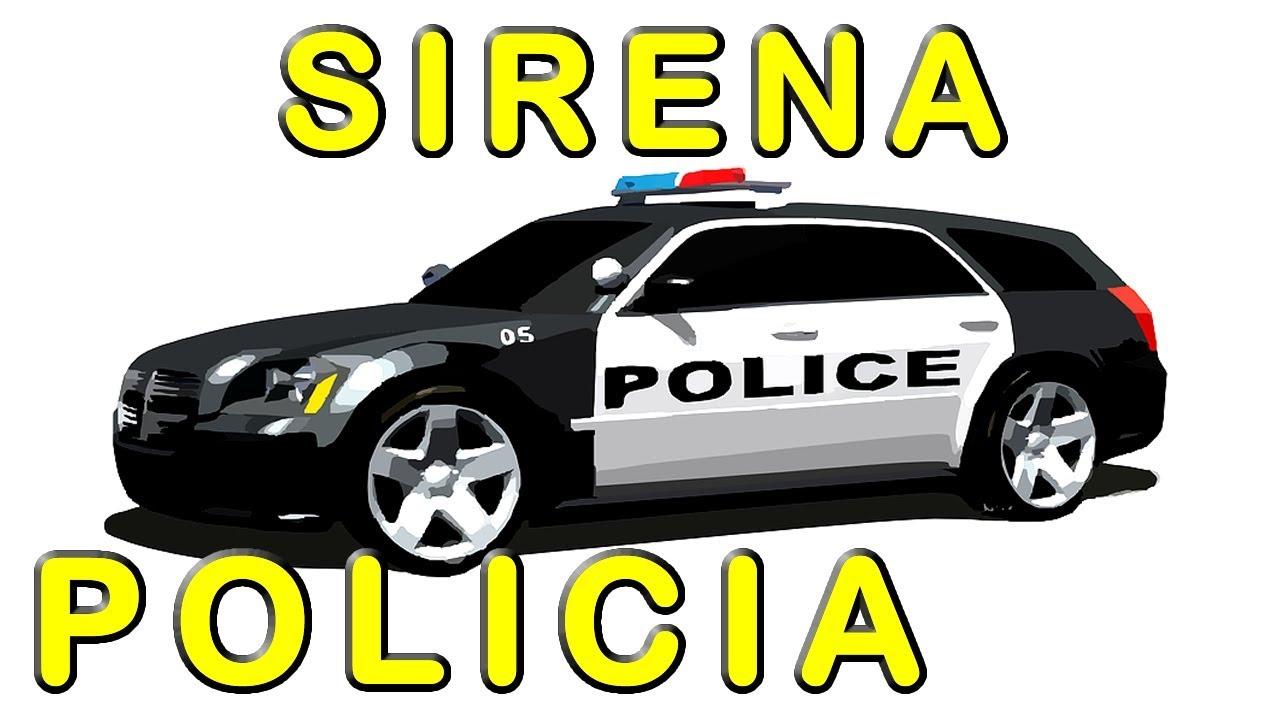 descargar sirena de policia mp3