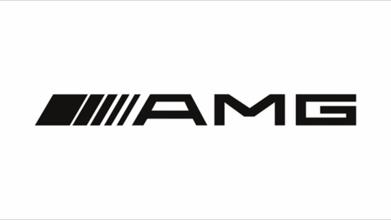 The mercedes benz amg logo youtube for Mercedes benz amg logo