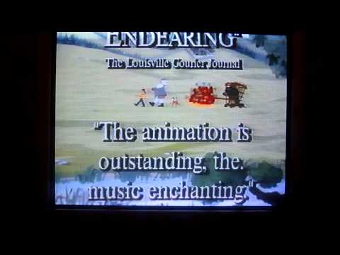 Opening to Cabbage Patch Kids: The New Kid 1996 VHS