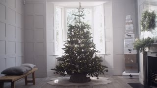 The White Company | How To Decorate Your Christmas Tree