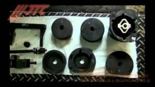 JTC 4221 - Набор инструментов для демонтажа сайлентблоков трансмиссии (BMW X3,X5,X6) JTC