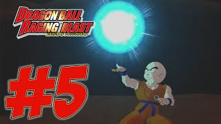 ITS UP TO YOU KRILLIN! | Dragon Ball: Raging Blast (PART #5)