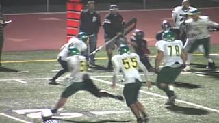 fontana a b miller football highlights 2011